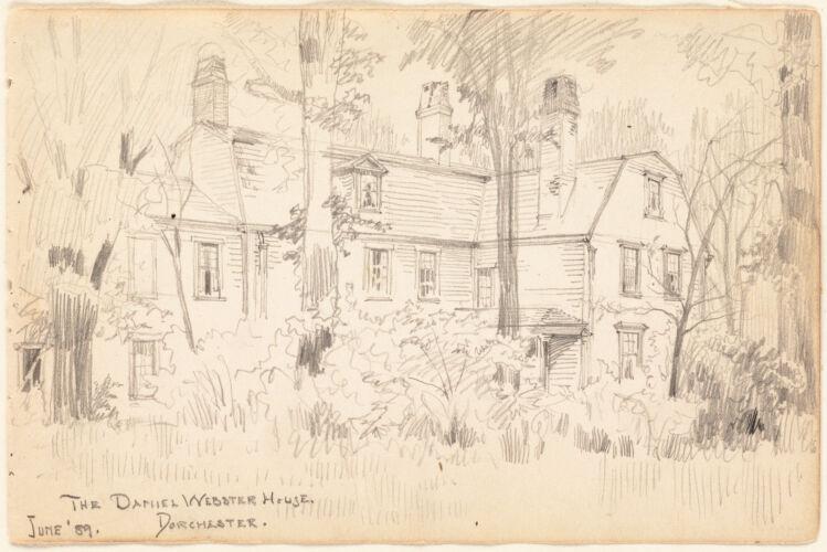 The Daniel Webster House, Dorchester