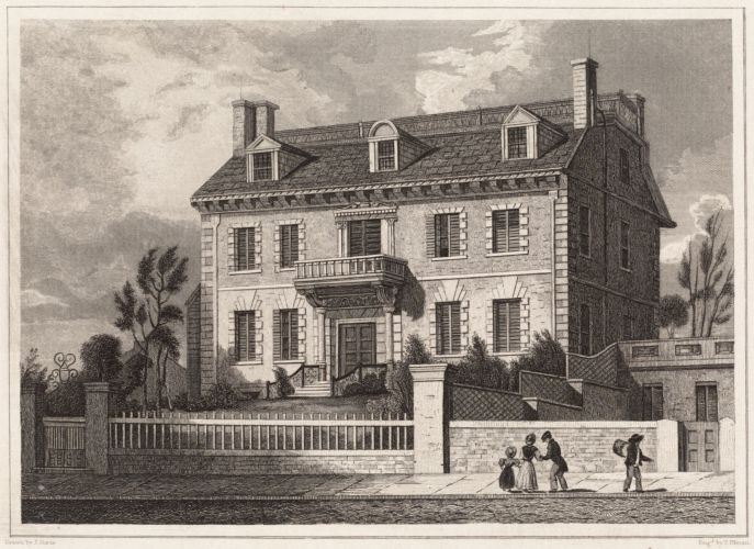 Hancock House Boston