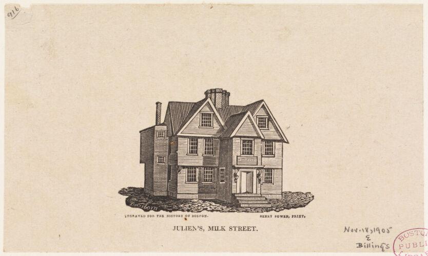 Julien's Milk Street