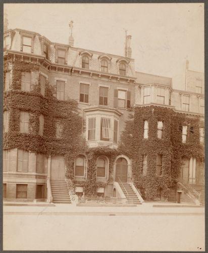 Holmes, Oliver Wendell. House