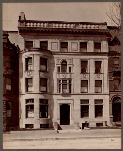 Unidentified house in Back Bay