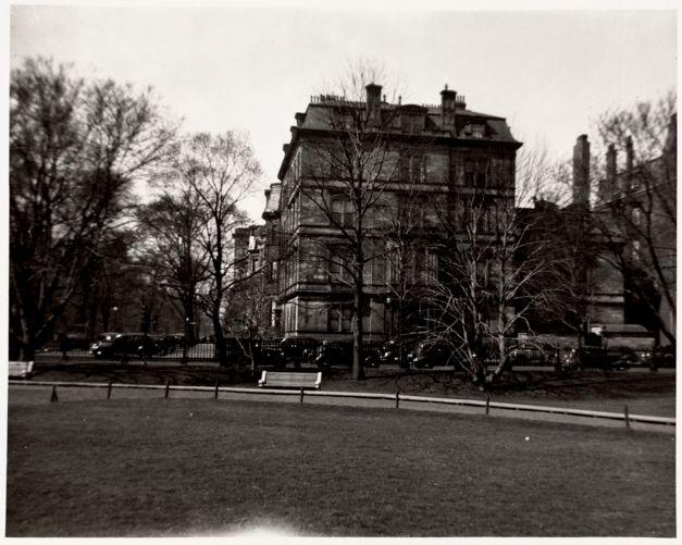 No. 12 Arlington Street, Arthur Gilman, architect - 1860-61