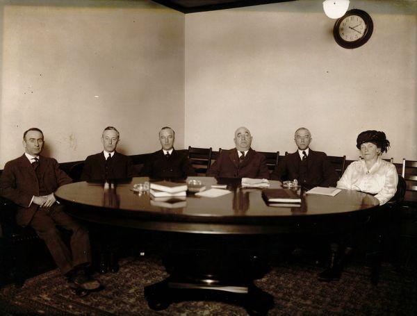 Lawrence, Mass., School Committee, 1921