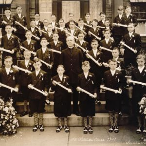 St. Patrick's School Class of 1931
