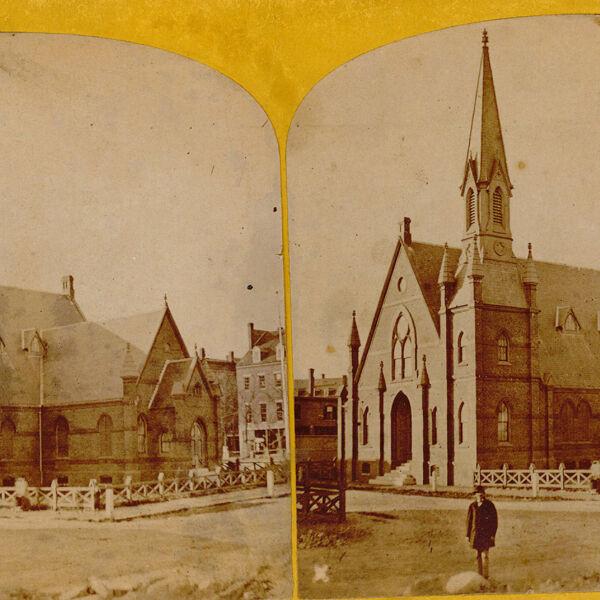 Eliot Congregational Church