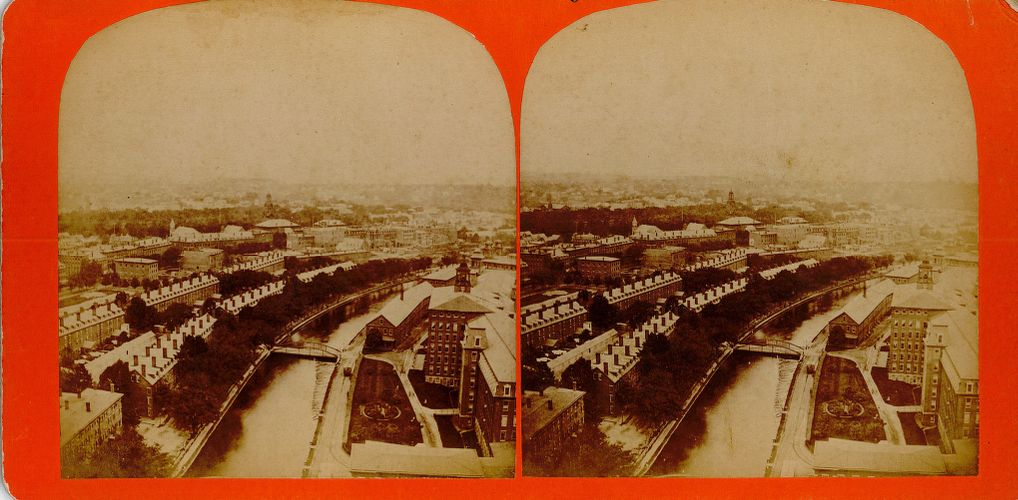 North Canal, boarding houses, Pacific Mills