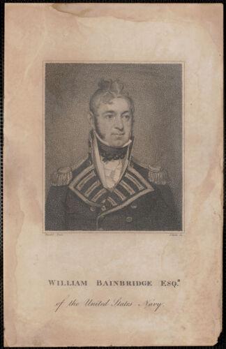 William Bainbridge Esq. of the United States Navy