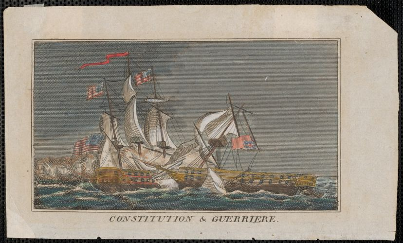 Constitution & Guerriere