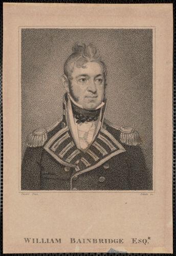 William Bainbridge Esqr.