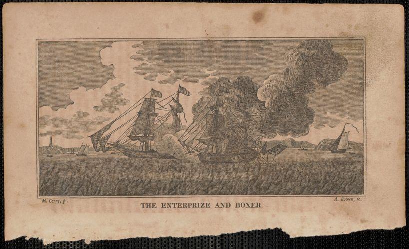 The Enterprize and Boxer