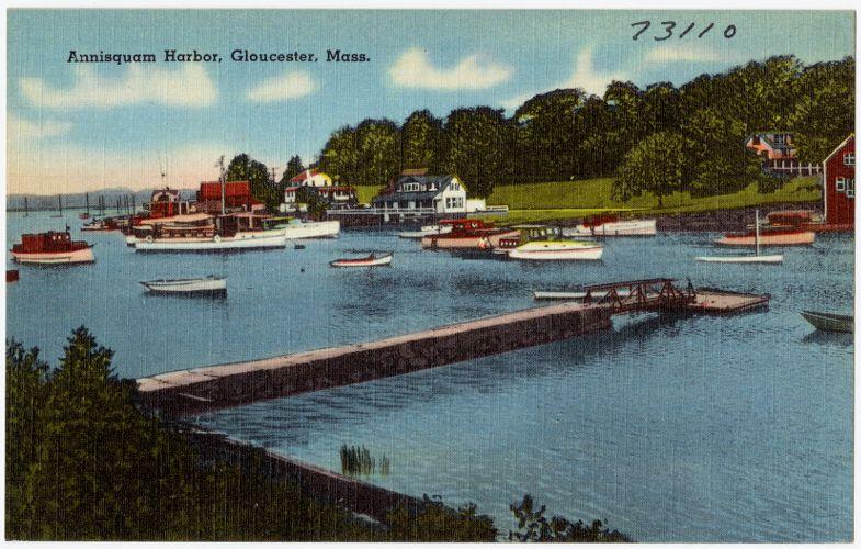 Annisquam Harbor, Gloucester, Mass.