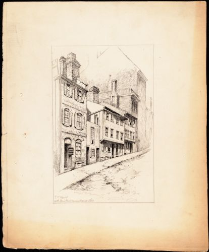 North Square, Paul Revere House