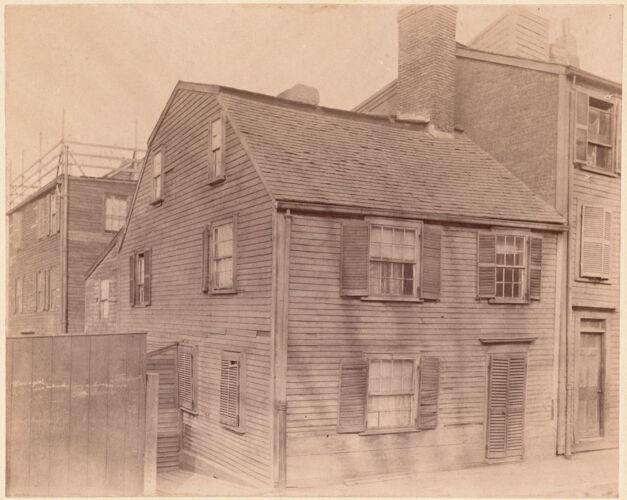 Johnson-Singleton House, Charter St.
