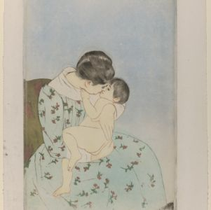 Mary Cassatt (1844-1926). Prints and Drawings