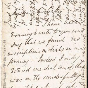Emily Tennyson Letters, 1858-1873