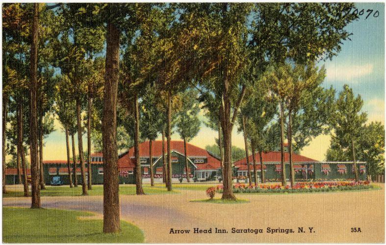 Arrow Head Inn, Saratoga Springs, N. Y.