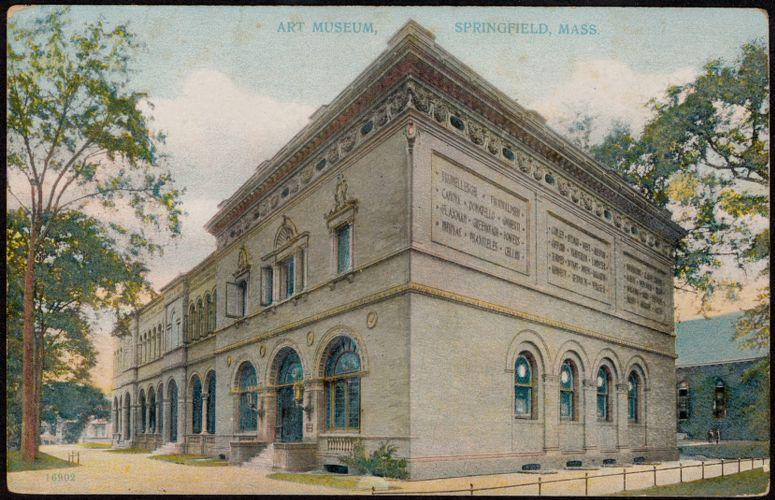 Art Museum, Springfield, Mass.