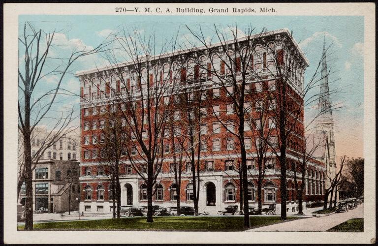 270 - Y.M.C.A. building, Grand Rapids, Mich.
