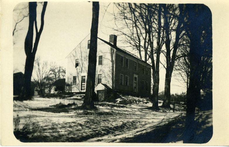 Alonzo Newell's home