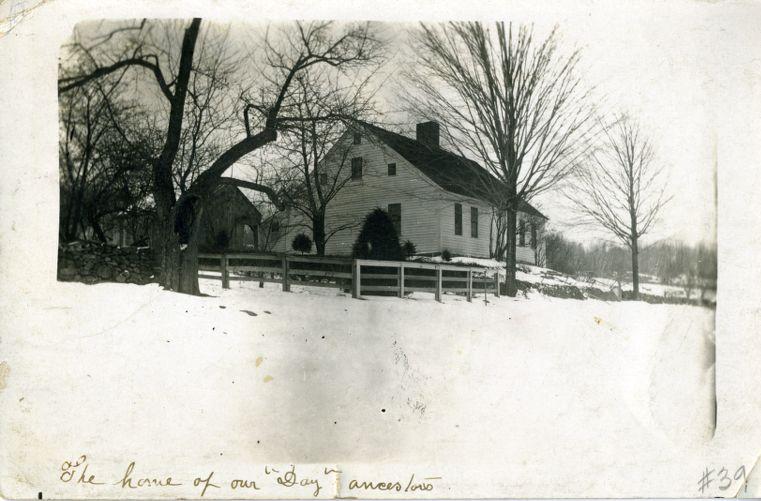 Alvin Day homestead