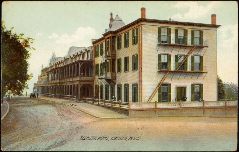 Soldiers Home, Chelsea, Mass.