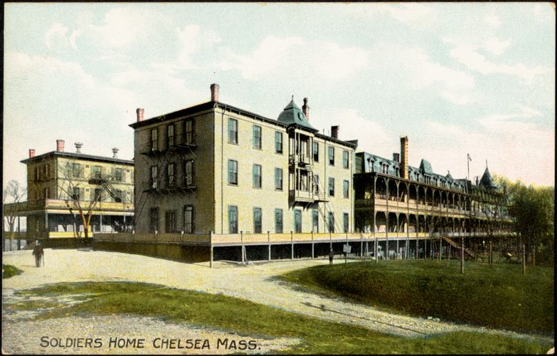Soldiers Home Chelsea Mass.