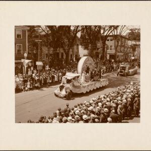 Plymouth Tercentenary Photographs