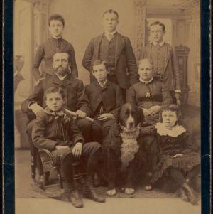 Scott Family Photographs
