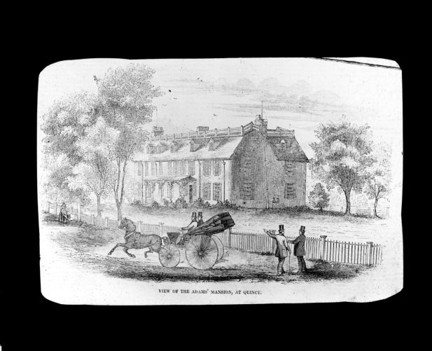 Adams Mansion