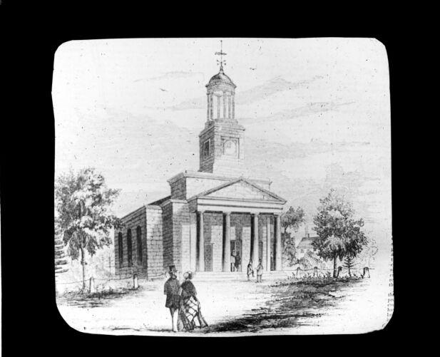 Adams Temple, First Parish Church