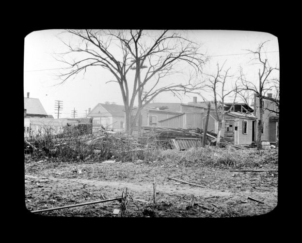 Wreckage, Plumer Buildings