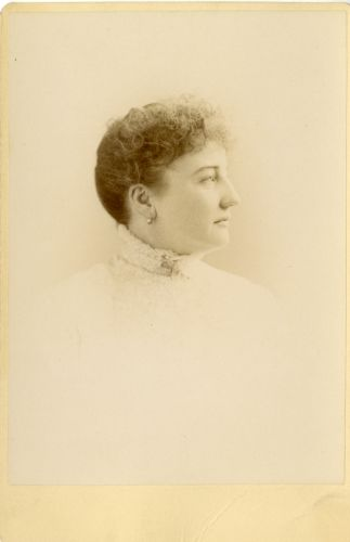 Portrait of Miss Blake