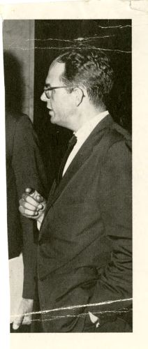 Portrait of Lawrence Kupferman
