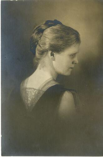 Portrait of Anna Mayhew Hathaway