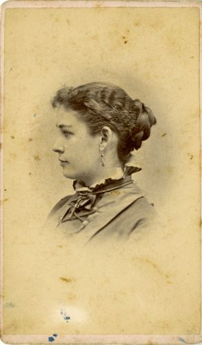 Portrait or Maria E. Whiton