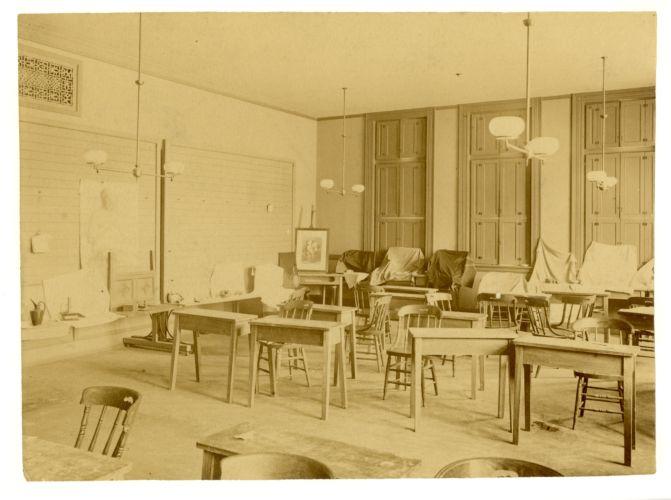 Studio, Newbury Street Campus