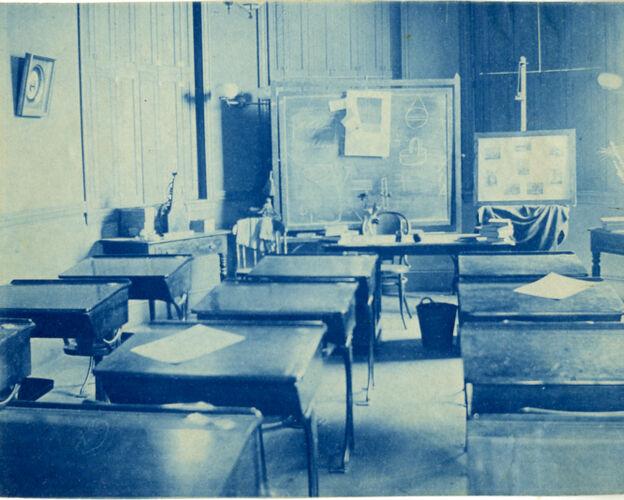 Newbury Street Campus classroom