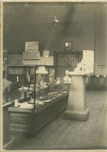 Student exhibit