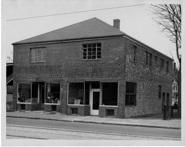 157 Galen Street, April 19, 1951.