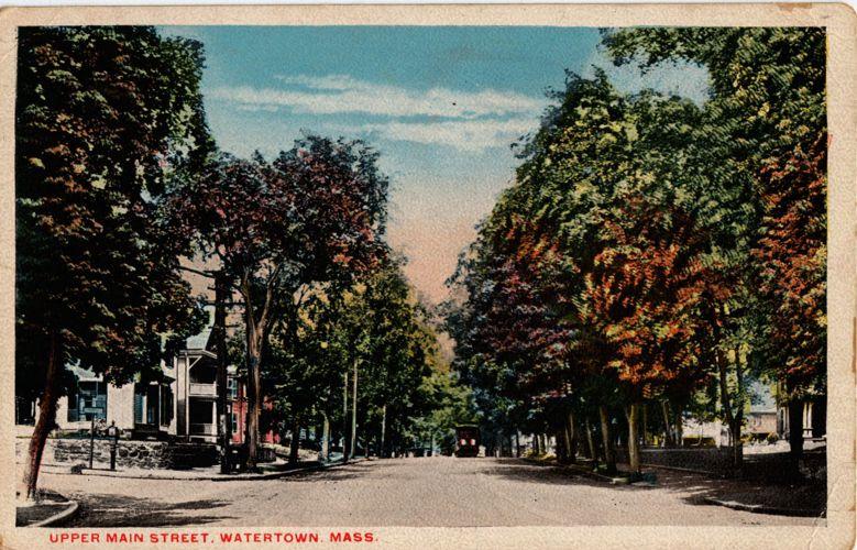 Upper Main Street.
