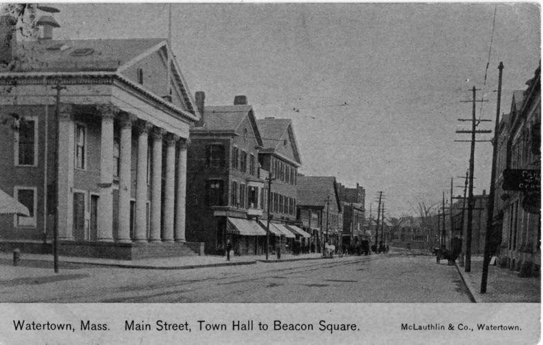 Main Street, 1908.