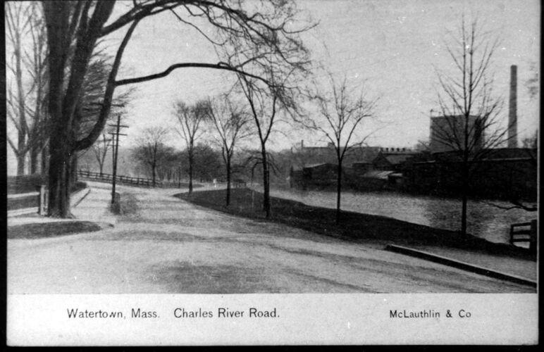 Charles River Road.
