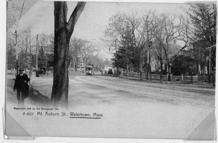 Mount Auburn Street.