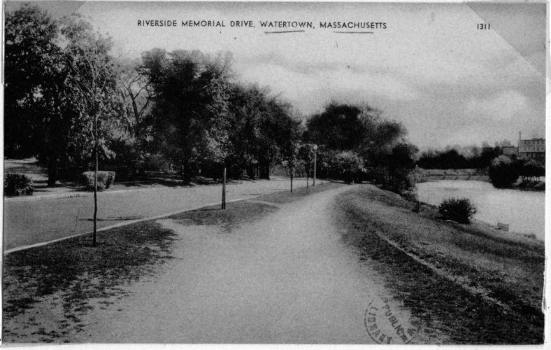 Riverside Memorial Drive.