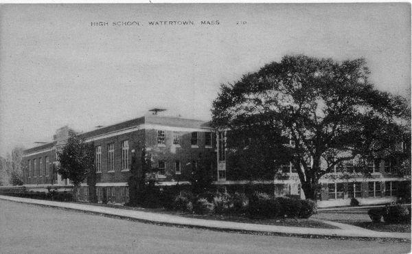 High School, 1937.