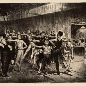 George Bellows (1882-1925). Prints and Drawings