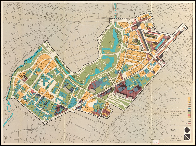 Fenway urban renewal area, Massachusetts R-115