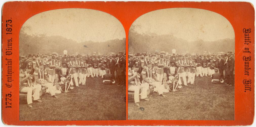 5th Maryland Regiment, Drum Corps