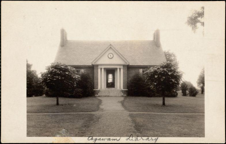 Agawam Library