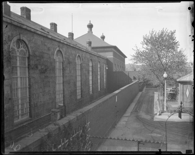 Charlestown State Prison